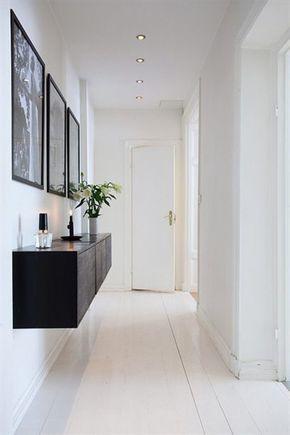 Sideboard hängend an der Wand für eine schicke Zimmerausstattung