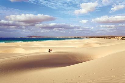 Boa Vista, Cape Verde...I stood on this beach and never wanted to leave