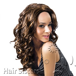 ANYTIME SYNTHETIC LACE FRONT WIG ILV 103