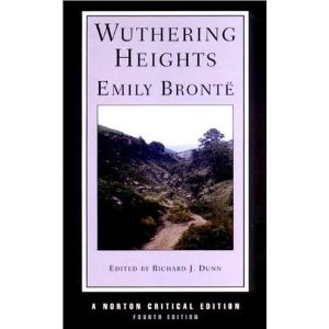 If Wuthering Heights is a love story, Hamlet is a sitcom