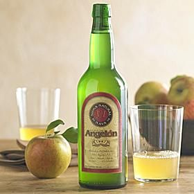 Sidra is an apple juice-based hard cider. The traditional sidras from Spain are tart and dry, not sweet. Sidra is a must for the holidays!
