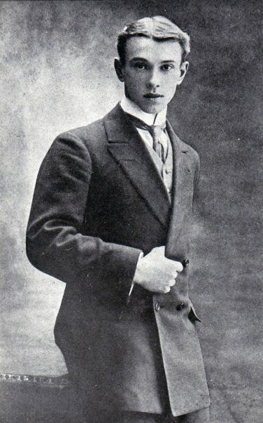 Ukrainian-born ballet star Vaslav Nijinsky 1890-1950