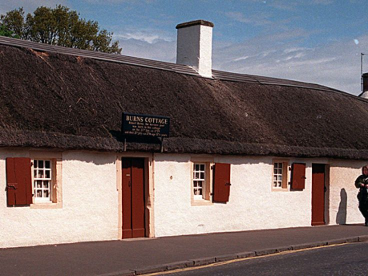 """[caption id=""""attachment_126673"""" align=""""aligncenter"""" width=""""612""""] The cottage in Alloway—with unreeking lum—where the poet Robert Burns was born in 1759. (Pic: AP Images)[/caption] No matter what..."""