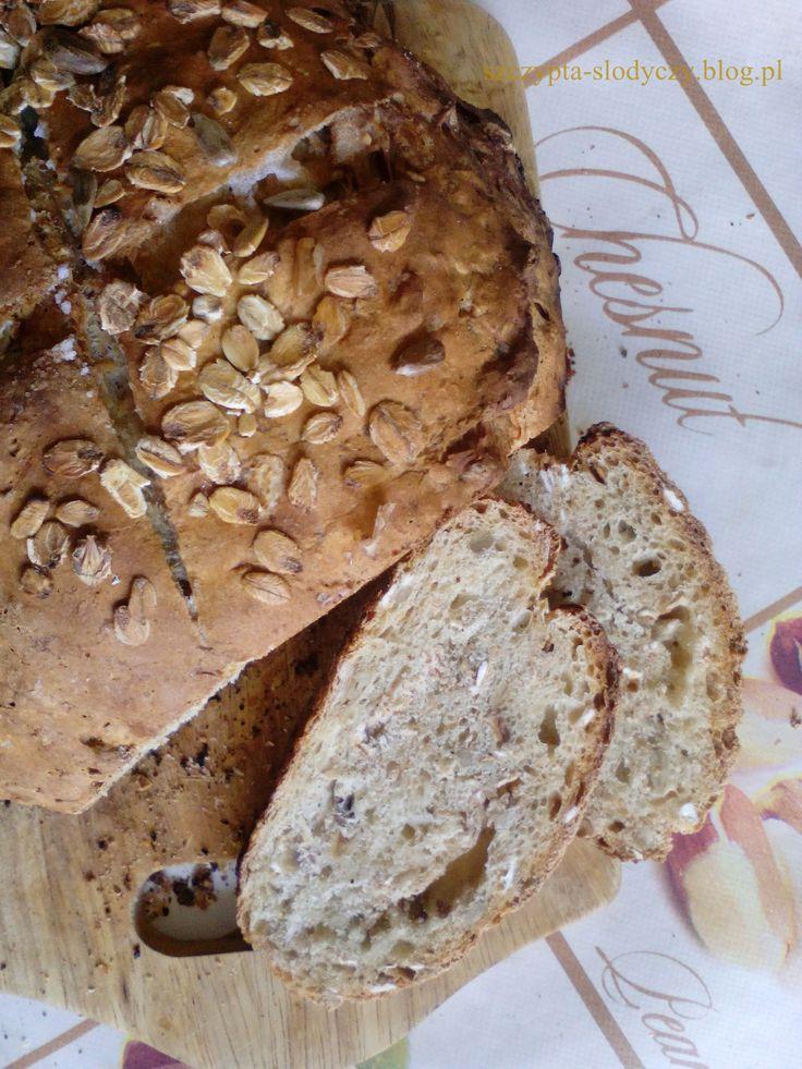 Chleb na wodzie z ogórków kiszonych PRZEPIS