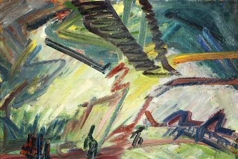 frank auerbach - Google-Suche