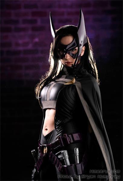 Cosplay Cavern » Batgirl (3)