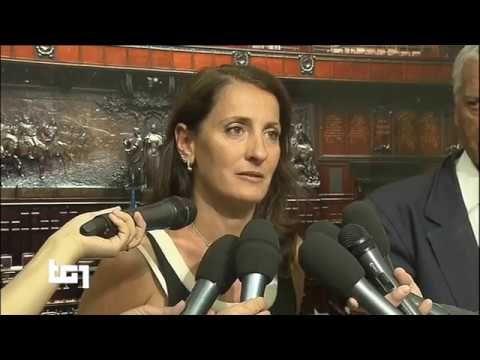 Carla Ruocco (M5S): Tg1 #LadriDiRisparmi