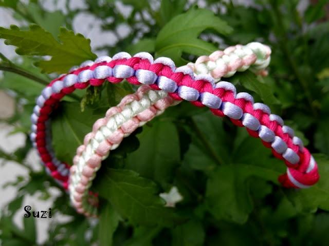 Square Knot Bracelets