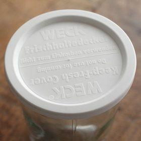 調味料や手作り食品の保存に♪ドイツの愛され保存容器。。WECK Mold Shape モールドシェイプ 300ml/ウェック