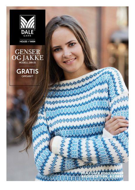 DG289-05 Retro genser og jakke