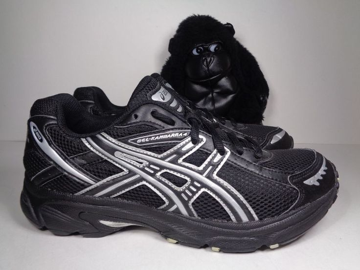Womens Asics Kanbarra 4 Running Cross Training shoes size 7.5 T975N