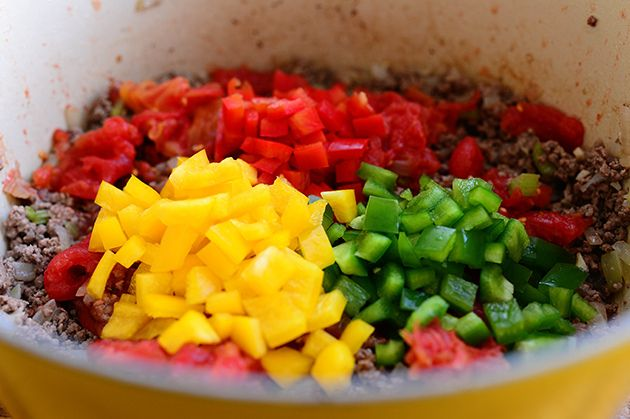 Hamburger Soup | The Pioneer Woman by Ree Drummond / The Pioneer Woman ...