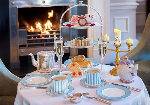 """A """"Beauty and the Beast"""" afternoon tea service to be offered in London"""