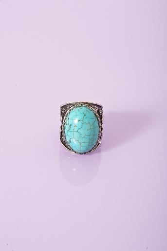 Pueblo Turquoise Ring