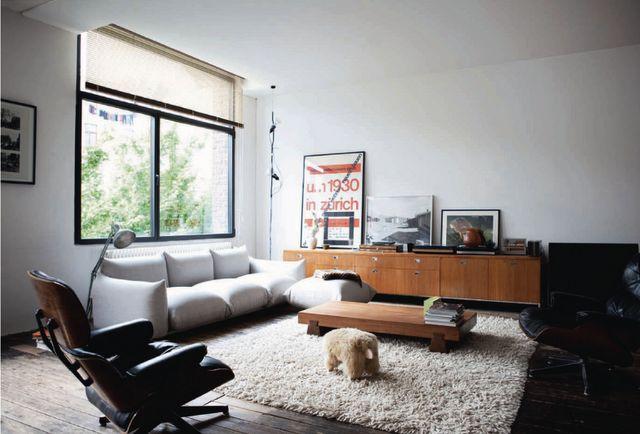 House Tour: Fatti + Pierre, via French By Design