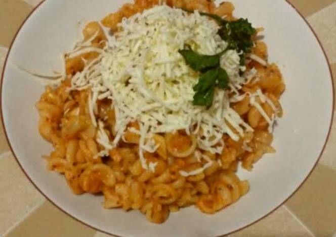 Chicken fusilli Pasta Recipe -  Yummy this dish is very delicous. Let's make Chicken fusilli Pasta in your home!