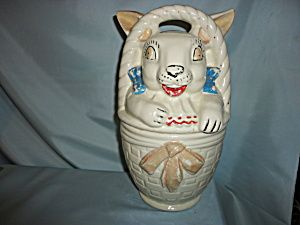 1000 Images About Vintage Cookie Jars On Pinterest