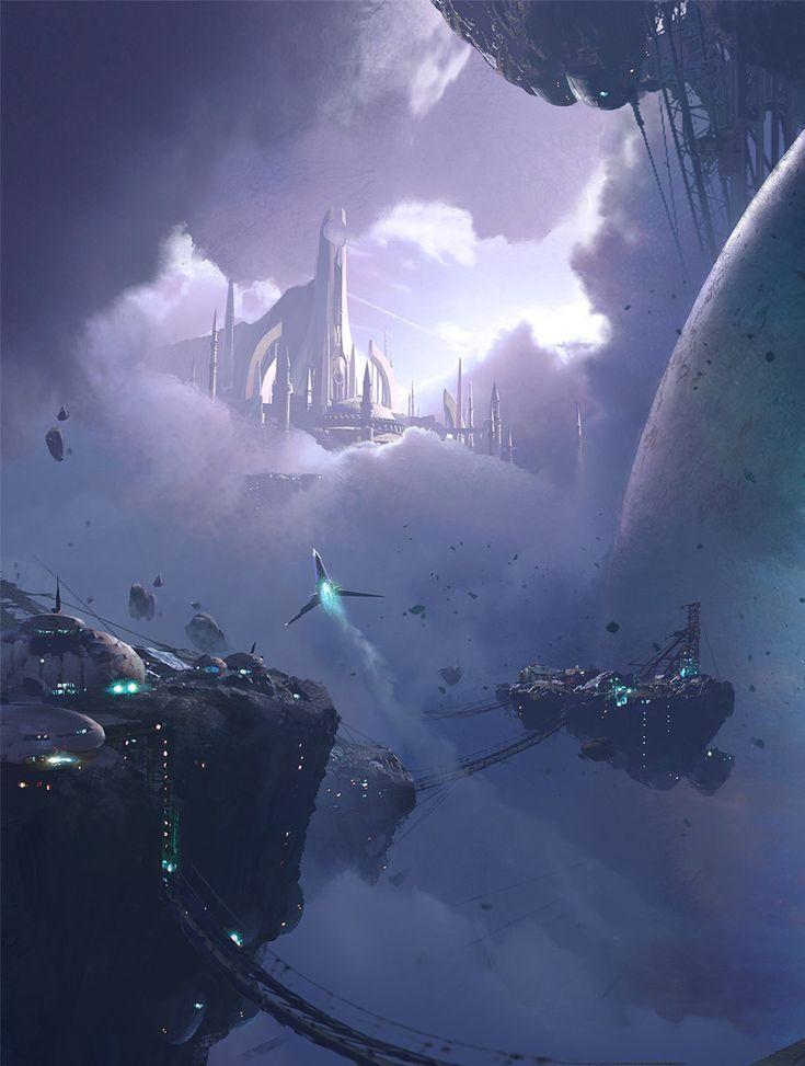 ArtStation Game Informer Cover : Destiny 2 Forsaken Sung Choi – Landschaften