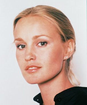 jessica lange Young | GLAMOUR: YOUNG JESSICA LANGE