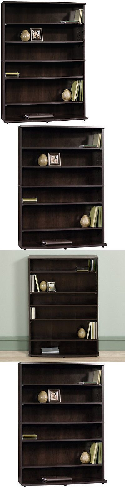 CD and Video Racks 22653: Media Storage Tower Dvd Cd Rack Organizer Shelf Adjustable Shelves Cabinet Stand -> BUY IT NOW ONLY: $49.95 on eBay!