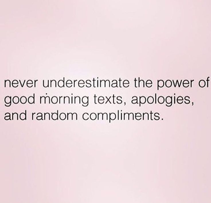 ... #Good morning texts it is really about the little things in our lives. We need to appreciate them and know others love them.. Live for the moment and seize the day... Have a good day and weekend too.. Miss texts :(