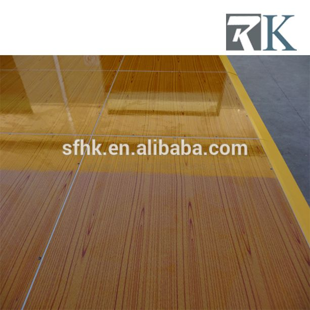Check out this product on Alibaba.com App:RK manufacture high quality plywood and aluminum alloy frame dance floor portable https://m.alibaba.com/vA7Jru