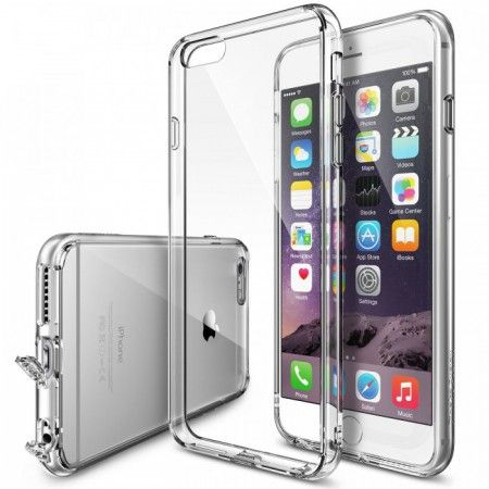 Rearth iPhone 6 Plus Case Ringke Fusion [Harga: Rp 275.000]