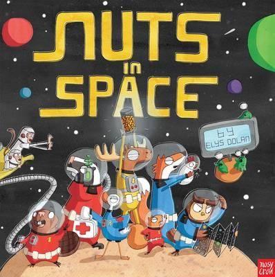 'Nuts in Space' by Elys Dolan