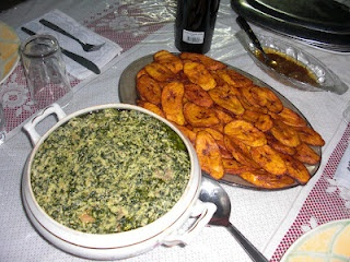 Cameroon food - part 1 | Away from Africa