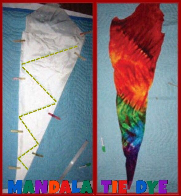 Mandala Tie Dye