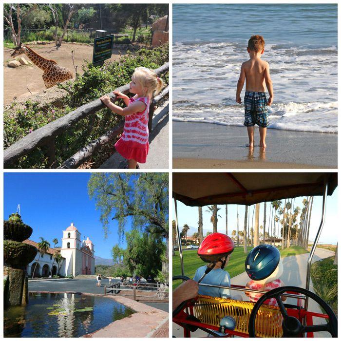 Four Fun Family Attractions in #SantaBarbara, CA. #travel #familytravel daringgourmet.com