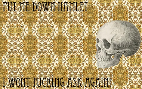 thesis for hamlet insanity