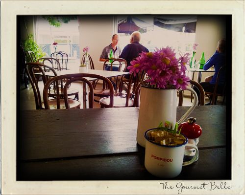 Pompidou Cafe in Balmoral, Brisbane. #cafe #coffee #bulimba #breakfast #lunch #brisbane