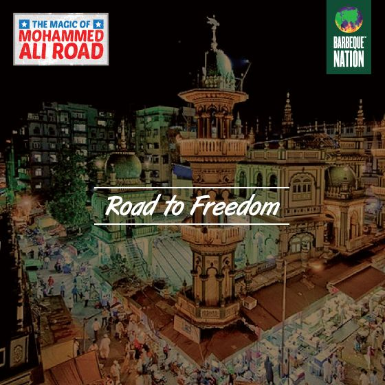 Mohammad Ali Road of South Mumbai is named after Mohammad Ali Jouhar – the freedom fighter, activist, scholar and leader of the Khilafat Movement. Relish the best tastes from the food festival of this legendary road at Barbeque Nation. #StreetTreat #comefeastwithus