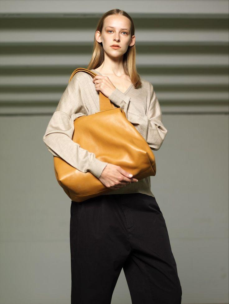 NO/AN natural TOTE bag