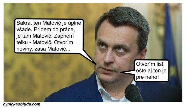 Všetci vieme, ako neuveriteľne vie liezť Igor Matovič na nervy nám, čo s ním nemáme nič do činenia. Čo potom musí prežívať taký Andrej Da...