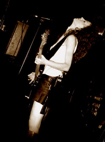 Auf der Maur - 13/04/2004 - My first ever gig with John + Chris
