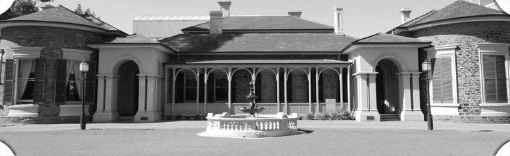 Ayers House, North Terrace #Adelaide #Heritage #Ayers