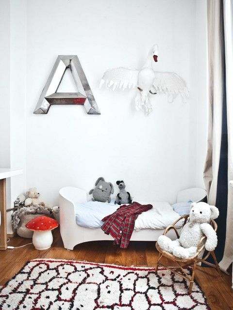Leander junior bed