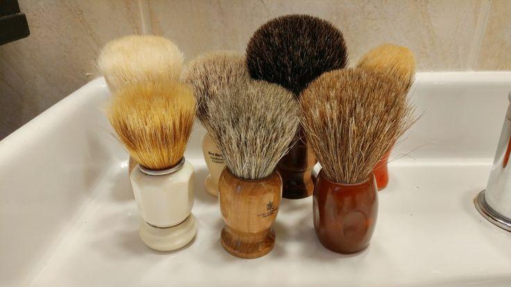 Shaving Brush Guide