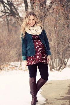 Schwangerschaft #Mode #Winter # – #Pregger #Kleidungsstile #ICH #LIE – Mode