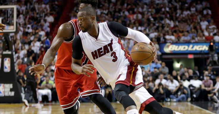 Sports Briefing: Dwyane Wade Heads Home to Chicago