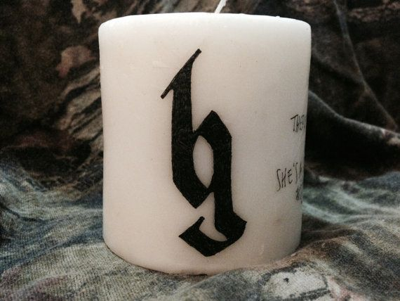 Brantley Gilbert Country Candle by CrazyCountryShop on Etsy, $9.00