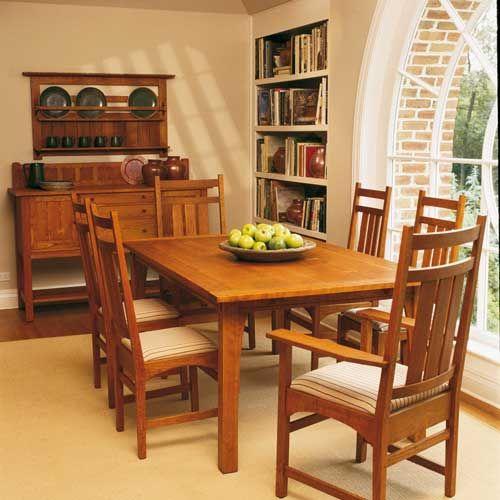 Stickley Furniture   Stickley Furniture And The English  Arts U0026 Crafts Movement