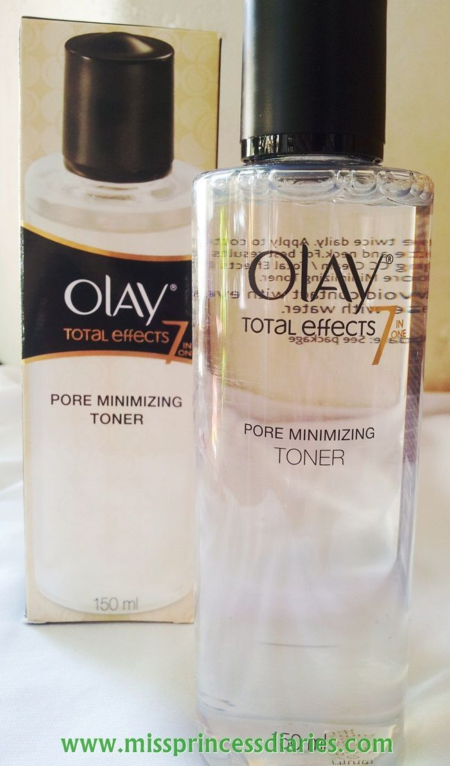 Make A Difference Olay Total Effects 7 In One Pore Minimizing