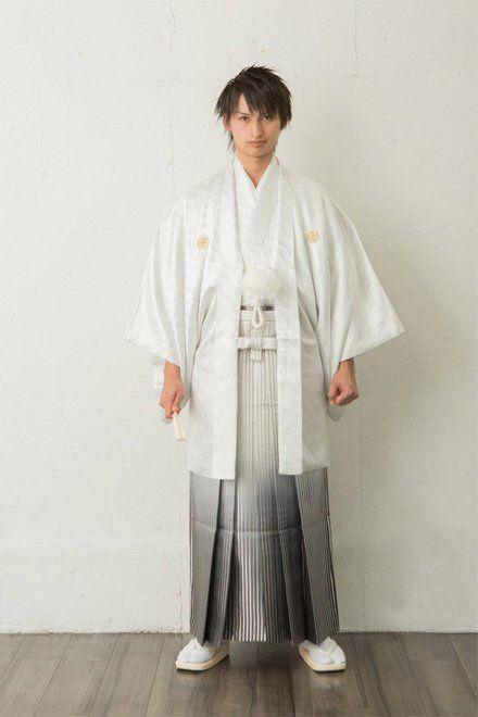 紋付袴  大手他店参考価格15万→58,000円 #japan #wedding #結婚式 #和装 #紋付袴 #白