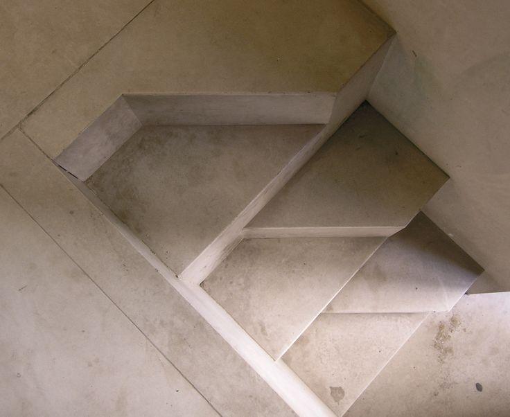 Palazzo Chiaramonte-Steri Stairs