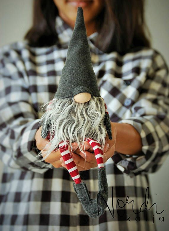 Nordic Gnome™ Special 2017 Christmas Edition Handmade by