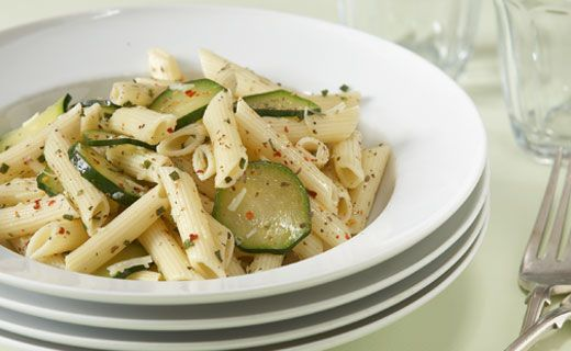 Epicure's Herb  Garlic Penne with Zucchini