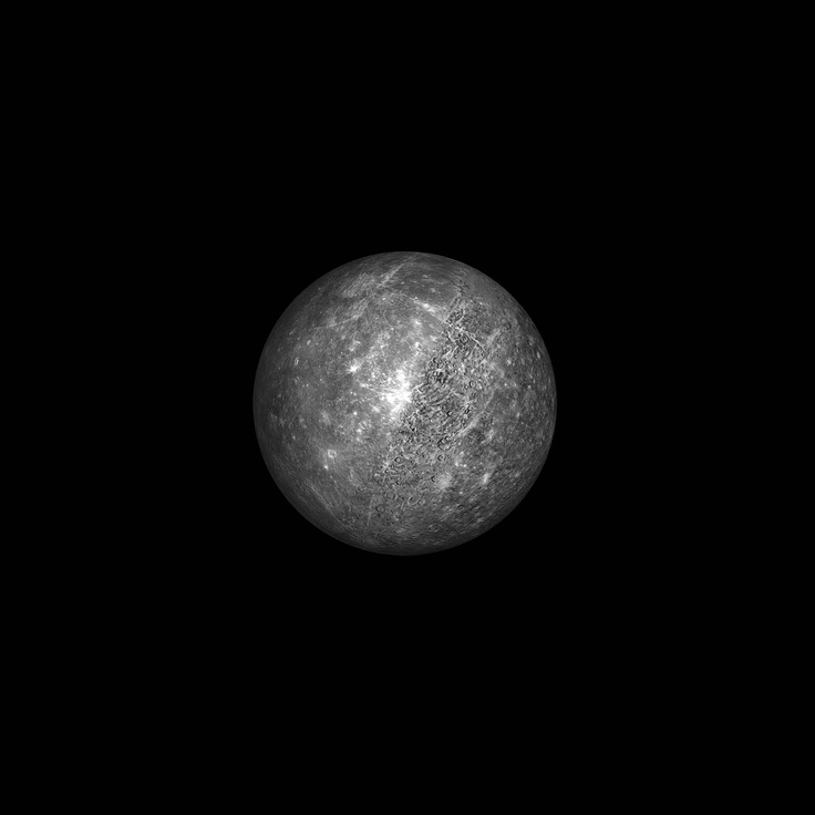 Mercury. Closest planet to the Sun and the eighth largest ...